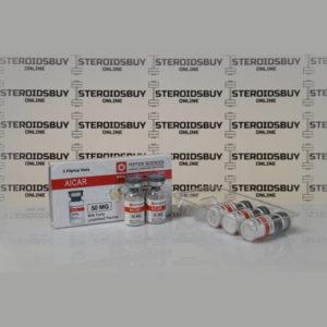 Packaging AICAR 50 mg Peptide Sciences