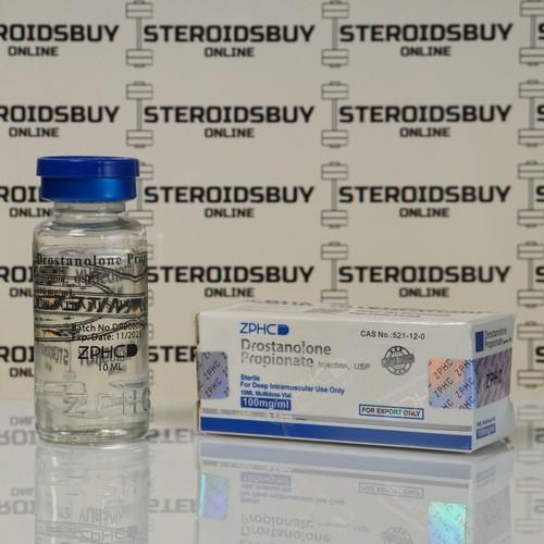 Packaging Drostanalone Propionate U.S.P. (Masteron) 100 mg Zhengzhou