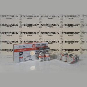 Packaging Hexarelin 2 mg Peptide Sciences