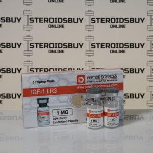 Packaging IGF1 LR3 1 mg Peptide Sciences
