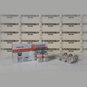 Packaging MOD GRF 2 mg 1-29 Peptide Sciences