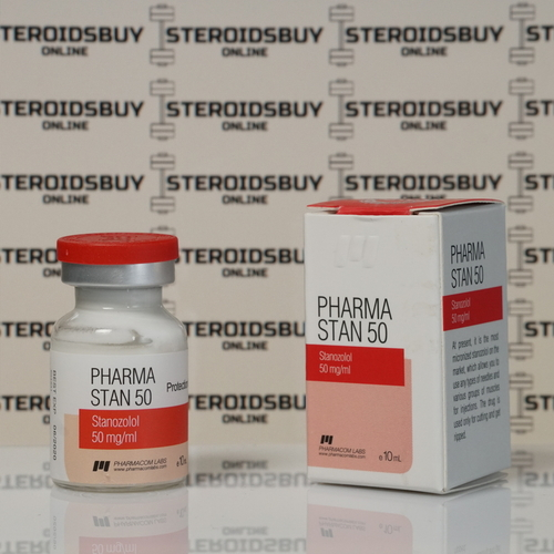 Packaging Pharma STAN 50 mg Pharmacom Labs