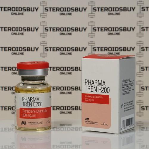 Packaging Pharma TREN Е 200 mg Pharmacom Labs