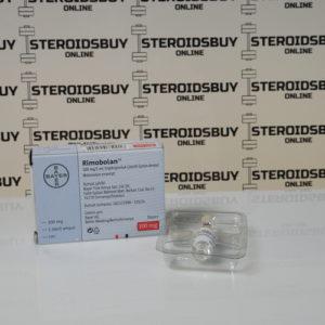 Packaging Rimobolan (Primobolan) 100 mg Bayer