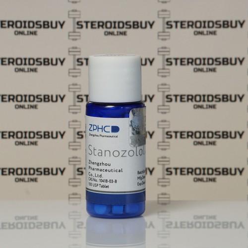 Packaging Stanozolol 10 mg Zhengzhou