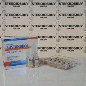 Packaging Sustandrol 250 mg Balkan Pharmaceuticals