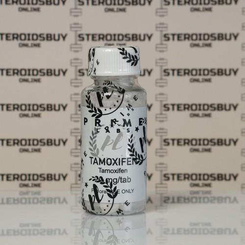 Packaging Tamoxifen 20 mg Prime