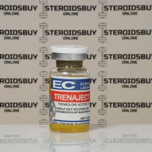 Packaging Trenaject A (Trenbolon Acetat) 75 mg Eurochem Labs