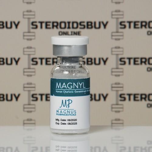 Packaging Magnyl 1000 IU Magnus Pharmaceuticals