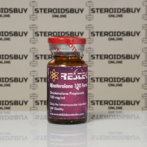 Packaging Masterolone Forte 100 mg Restek Laboratories