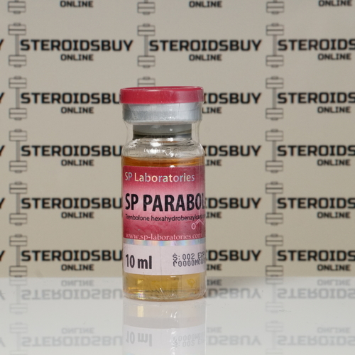 Packaging SP Parabolan 100 mg SP Laboratories