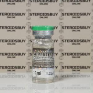 Packaging SP Supertest 450 mg SP Laboratories