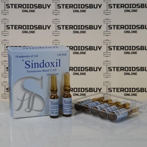 Packaging Sindoxil (Sustanone) 250 mg AdamLabs