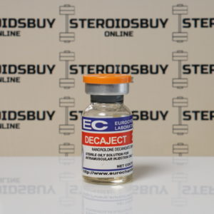 Packaging of Decaject 200 mg Eurochem Labs Labs