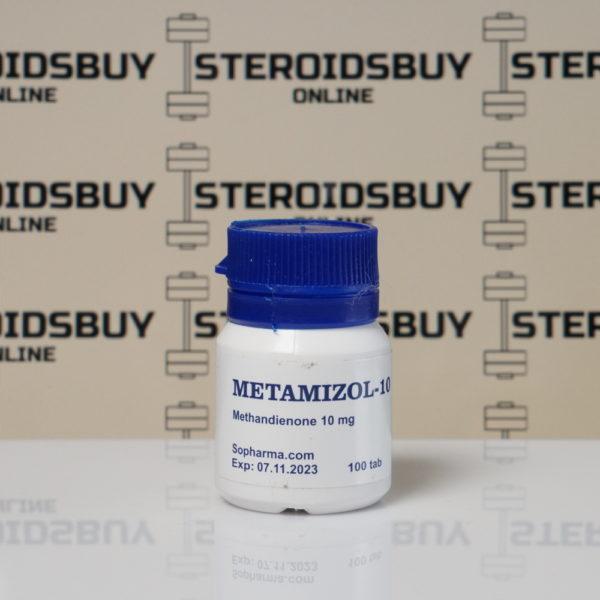 Packaging of Metamizol 10 mg Sopharma